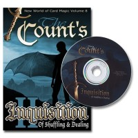 Counts Inquisition of Shuffling and Dealing: Volume Two by The Magic Depot - Goocheltruc